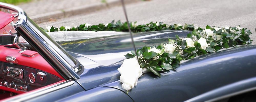 Blumen Naturelle  Elzach - Autodekoration