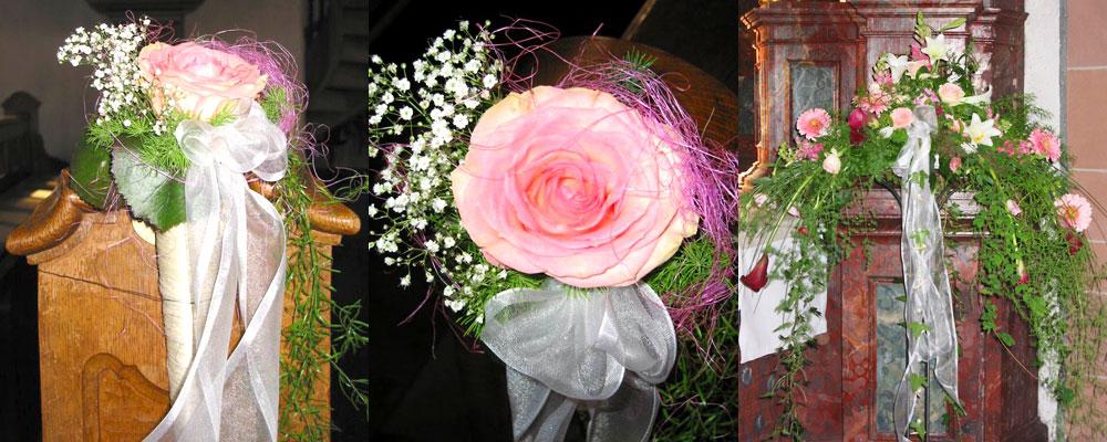 Blumen Naturelle  Elzach - Kirchendekoration